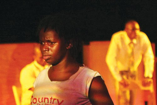 Contemporary Theatre from Uganda tackles the US visa process with a new play 'Appointment with gOD.'
