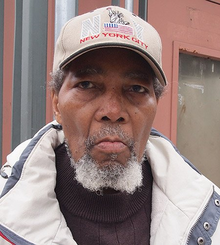 Yes. Black people just want a chance to better their lives. They can do that through government. — Charleston Johnson, Retired, Randolph