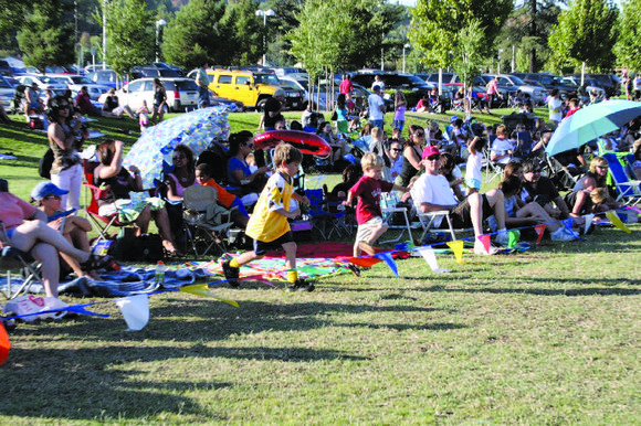 The popular Children's Spring Fest & Egg Hunt will be held tomorrow from 10 a.m. to 2 p.m. at the ...
