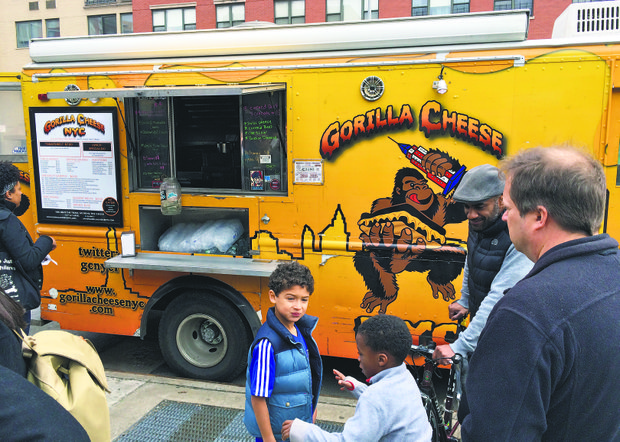 Gorilla Cheese Truck