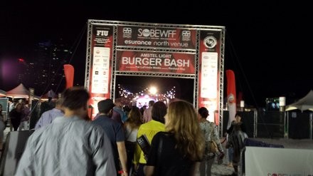Burger Bash - South Beach