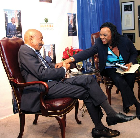 Atlanta businessman and philanthropist Herman J. Russell has now added author to his resume with the publication of his book, ...