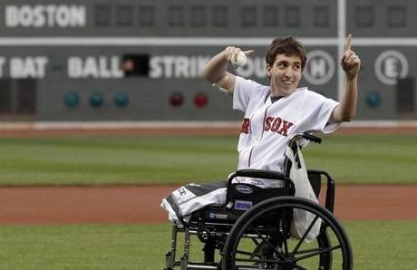 "Decatur resident Bret Witter, who co-wrote ""Stronger"" with Jeff Bauman, will discuss the Boston Marathon bombing survivor's story on April ..."