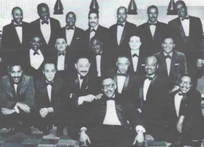 """The Meritocrats celebrate 50 years of service and enjoyment to the community. This elite social organization of distinguished men recently had their successful """"Spring Fling Cabaret."""" Their Annual Picnic will take place on July 26, 2014."""