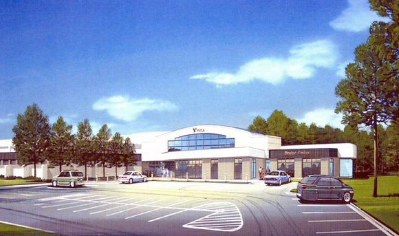 The South DeKalb YMCA could soon become the property of DeKalb County.