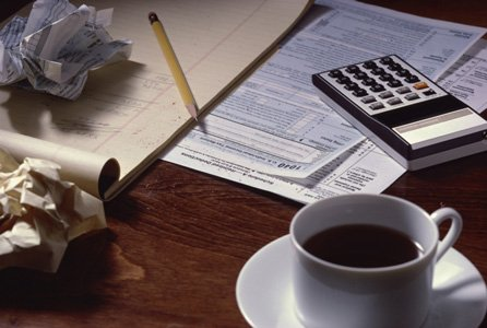 Tax Day is Tuesday, April 15
