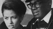 Actors Cynthia Davis (Brenda) and Glyn Turman (LeRoy Preach Jackson) were cast as a high school couple in the 1975, Black film classic, Cooley High.