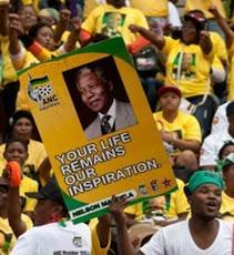 As the May 7 election day in South Africa nears, former friends and allies of the ruling African National Congress ...