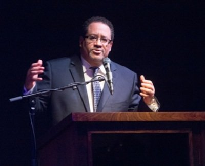 Renowned author and academic Michael Eric Dyson told an audience Sunday at the Emancipation Day Brunch in D.C. that the ...