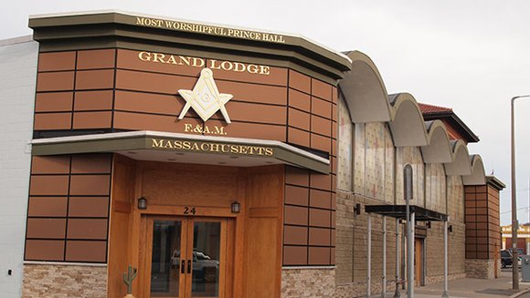 A foreclosure auction for the Prince Hall Grand Masonic Lodge in Grove Hall scheduled for Thursday was called off last ...