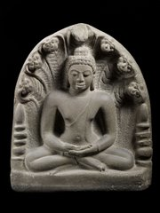"Sculpture from the current ""Lost Kingdoms: Hindu-Buddhist Sculpture of Early Southeast Asia"" exhibit at the Met"