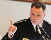 "Chicago Police Superintendent, Garry McCarthy on Monday said gang rivalries are involved in some of the most recent shootings that occurred over this past weekend but that ""lax state and federal gun laws"" thwart the department's efforts, according to a CBS news report on Monday."