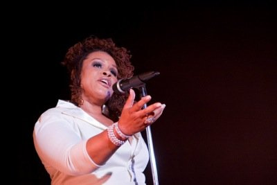 Local artist Wendy Hicks, who has made it her mission to assist and promote independent artists in the D.C. region, ...