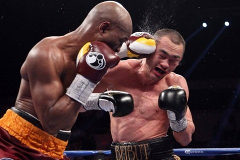 Bernard Hopkins claimed the World Boxing Association and International Boxing Association titles Saturday night as the 49-year-old living legend won ...