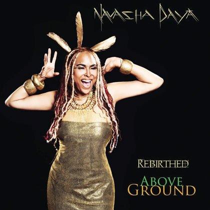 Recording artist Navasha Daya