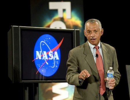 **FILE** NASA Administrator Charles Bolden (Courtesy of nasa.gov)