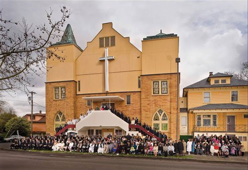 Vancouver Avenue First Baptist Church, 3138 N. Vancouver Ave., is commemorating its 70th anniversary with a special home coming celebration, Sunday, April 27 at 2 p.m.