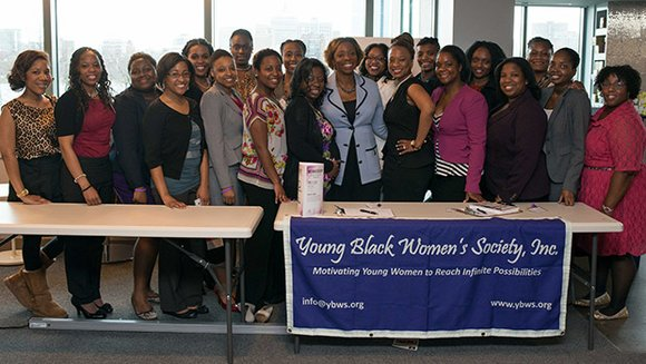 When Alicia Canady founded the Young Black Women's Society of Boston along with four of her friends, it was because ...
