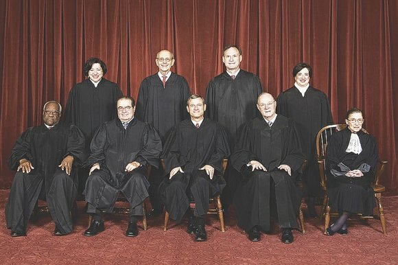 "Given the philosophy and political outlook of our Supreme Court—and we say ""our"" with some reservations, particularly in view of ..."