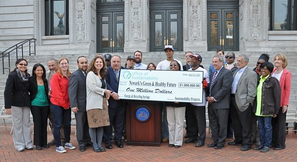 On Tuesday, April 22, Newark, N.J., Mayor Luis A. Quintana, members of the Newark Municipal Council, Deputy Mayor for Economic ...