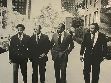 "Attorney Basil Alexander Paterson, one of the legendary ""Gang of Four"" from Harlem, was as warm and gregarious as he ..."