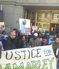 Justice for Ramarley