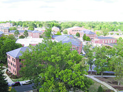 NCCU's main campus