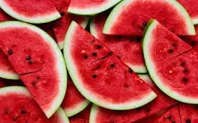 Who would've guessed? Watermelon is great for high blood pressure!