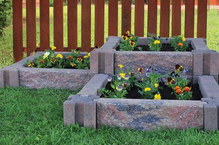 Don't let a sore back, bad knees or lousy soil stop you from gardening. Elevate your garden for easier access ...