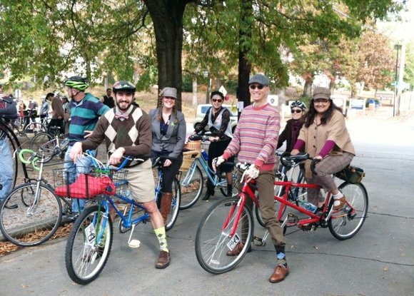 Biking enthusiasts can celebrate National Bike Month every Saturday in May with the city of the Decatur.