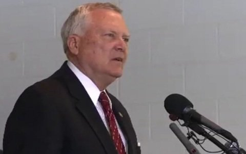 The interim president of the NAACP on Friday excoriated Georgia Gov. Nathan Deal's decision to sign a bill that allows ...