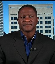 Dominique Wilkins, retired professional basketball player and a vice president of basketball operations with the Atlanta Hawks, was an NBA All-Star nine times and is one of the all-time leading scorers in the history of the NBA. In 2006, Wilkins was inducted into the Basketball Hall of Fame.
