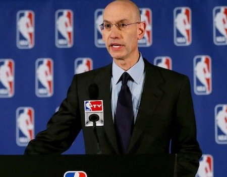 The NBA has banned Los Angeles Clippers owner Donald Sterling for life for racist comments, league commissioner Adam Silver announced ...