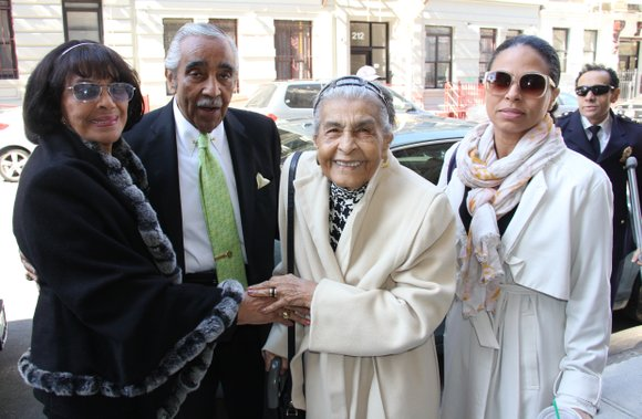Paul Robeson Jr. 86, died last Saturday, April 26, in Jersey City, N.J.