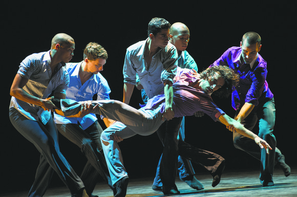 In his fourth year as artistic director of Ballet Hispanico, the brand that Cuban-American Eduardo Vilaro sports is becoming more ...