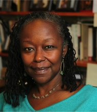 Columbia University professor Farah Jasmine Griffin