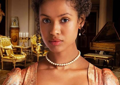 """Hollywood's love affair with black films continues with the period drama """"Belle."""" Written by Misan Sagay and directed by Amma ..."""