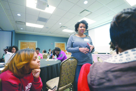 Reneta Bennett glanced around the table and listened as women shared stories about starting their own businesses. Their interesting anecdotes ...