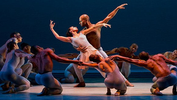 No dance company is better at combining lyrical precision, soul, elegance and verve than the Alvin Ailey American Dance Theater, ...