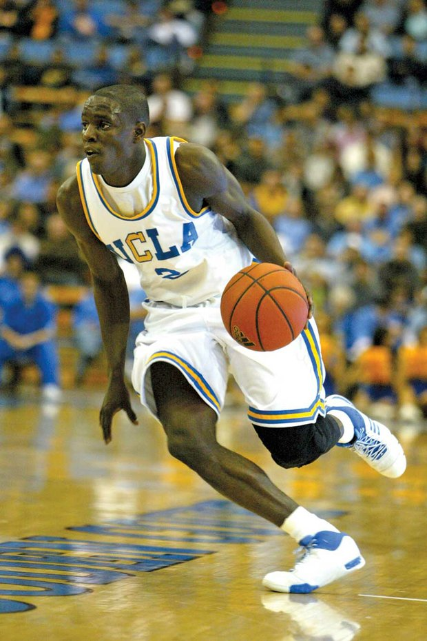 Darren Collison played college basketball at UCLA, and he currently plays for the Los Angeles Clippers. /OW photo courtesy of Jason Lewis