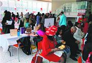 Delta Sigma Theta Sorority's 2014 Black Book Fair