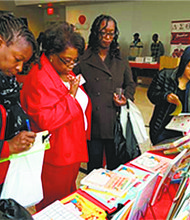 Delta Sigma Theta Sorority's 2014 Black Book Fair