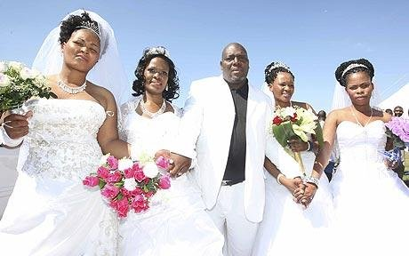 Kenya's polygamy law gets thumbs ip from U S  | New York