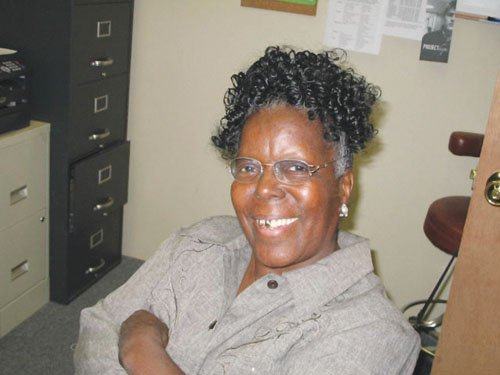 Rev. Dr. Mary Overstreet-Smith