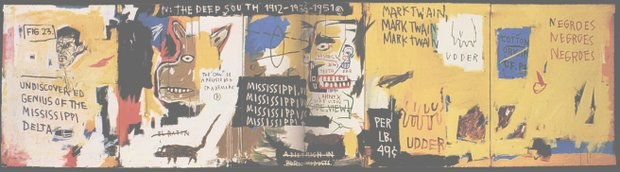 "Jean-Michel Basquiat's ""Undiscovered Genius of the Mississippi Delta"""