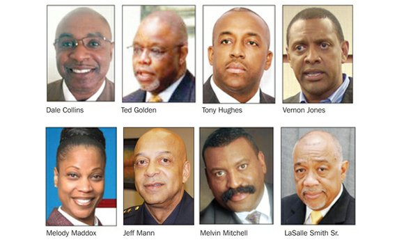 The man or woman who becomes DeKalb County's next sheriff will manage a budget of more than $77.6 million a ...