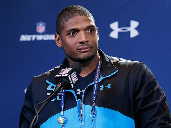 In a draft where the Washington Redskins quietly acquired eight new players, Michael Sam of the St. Louis Rams will ...