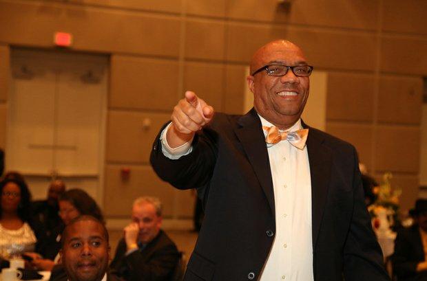 Frank Robinson of Union Bank