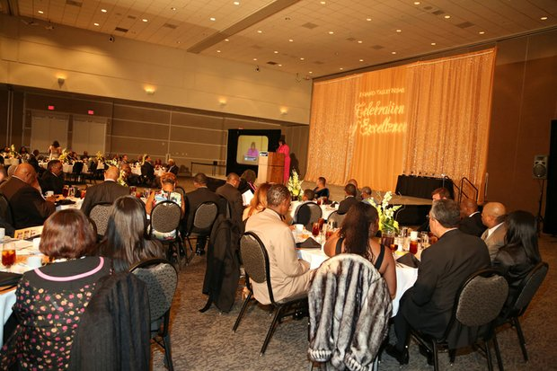 2014 COE Awards Gala underway