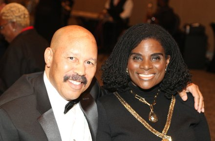 Judge Carol Codrington & Husband